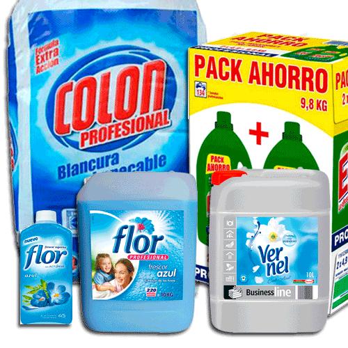 Ofertas Enero en Detergentes y Suavizantes