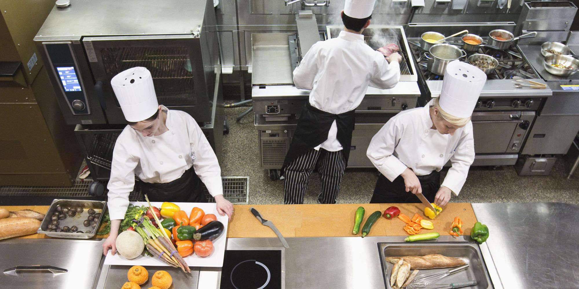 Cómo reducir los desperdicios de un restaurante