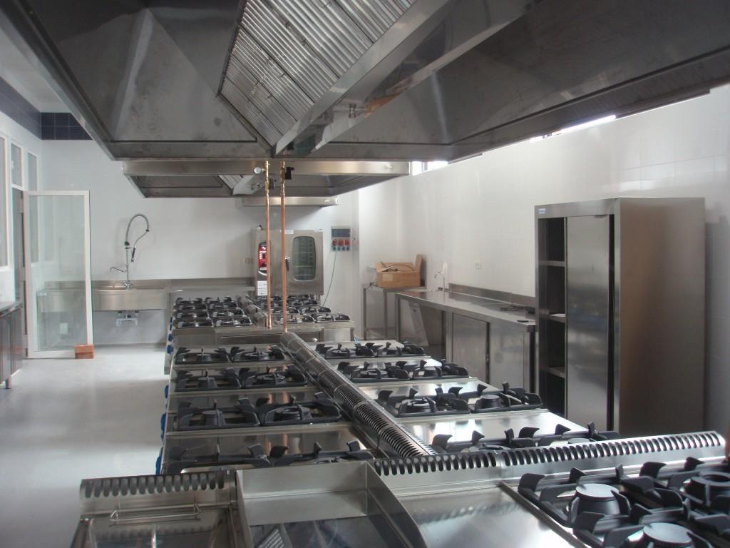 Normas sanitarias para cocinas de restaurantes