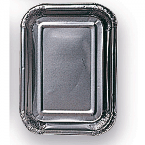 Envase Aluminio Rectangular 290ml
