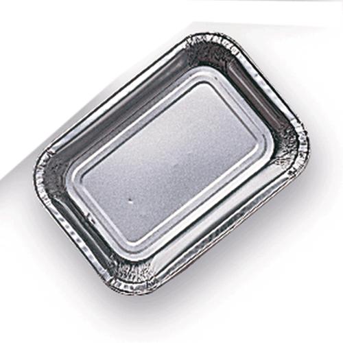 Envase Aluminio Rectangular 430ml 1